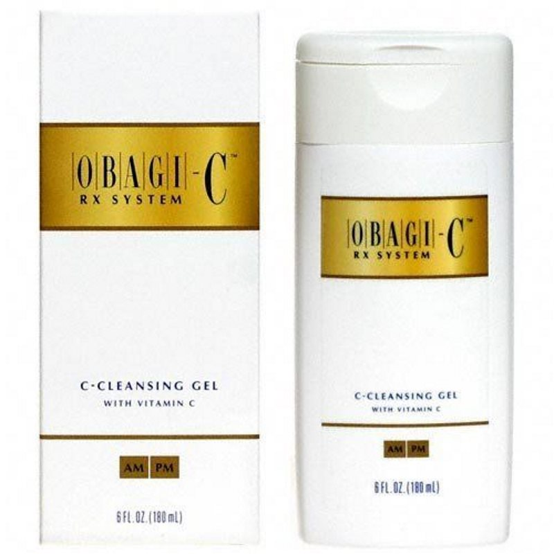 Obagi-C Rx Cleansing Gel 180ml