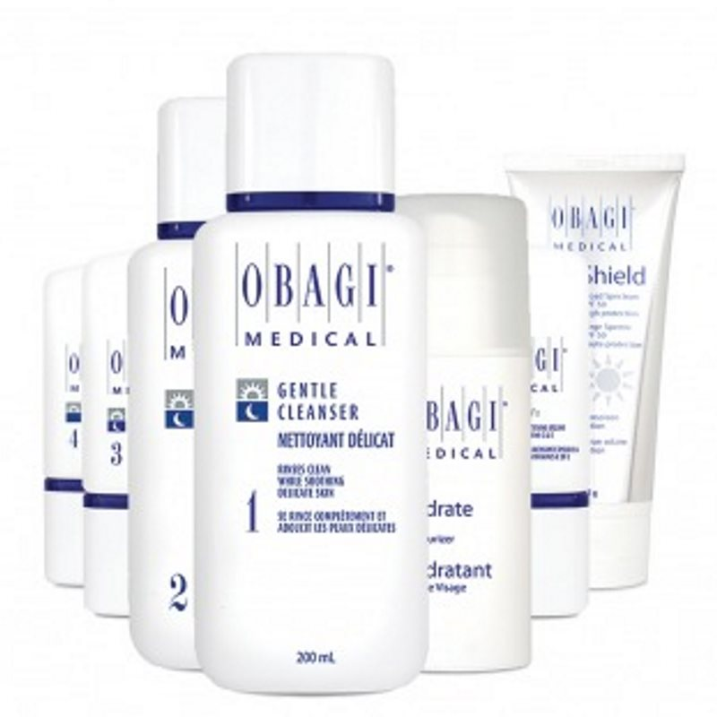 Obagi Nu-Derm Skin Transformation System Plus Tretinoin and Vitamin C