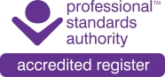Professional Standards Authority Accredited Practitioner
