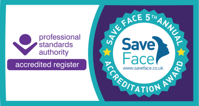Save Face Accreditation Award