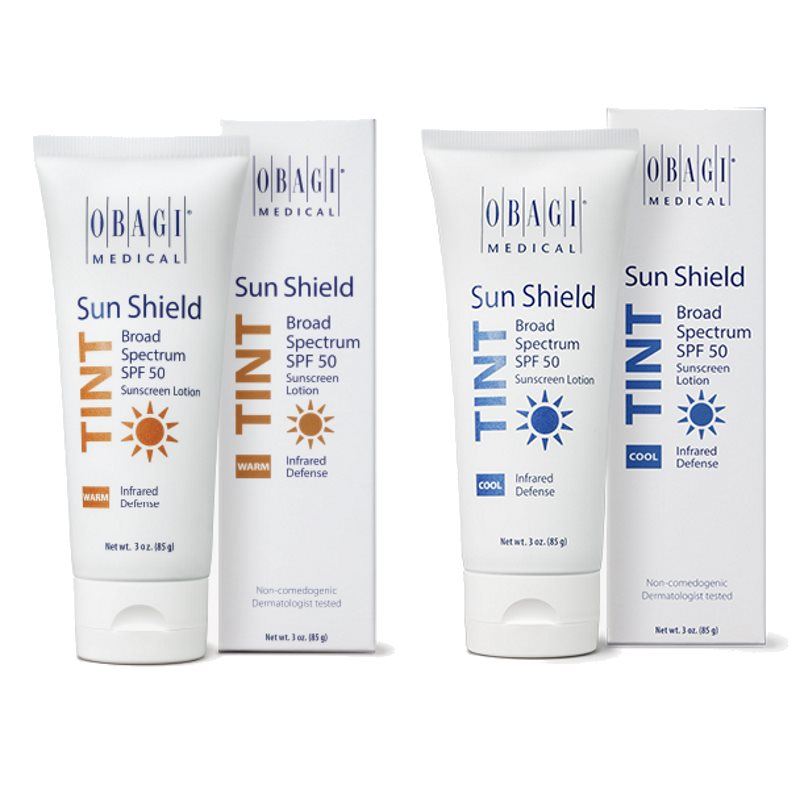 Obagi Sun Shield Warm Tint SPF50 85ml